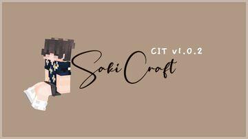 SakiCraft CITv1.0.2 Minecraft Texture Pack