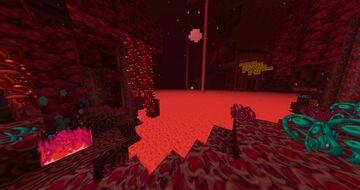 PureDBCraft/VanillaDBCraft Addon: Diverse Nether Biomes Minecraft Texture Pack