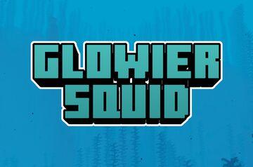 Glowier Squid Minecraft Texture Pack