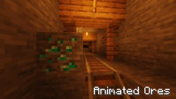 Better Ores (Vanilla Legend) Minecraft Texture Pack