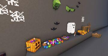 Halloween CIT Update v1.1 Minecraft Texture Pack