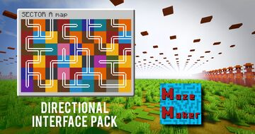 Directional Interface Pack [MazeMaker] Minecraft Texture Pack