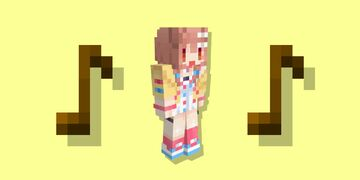 Korone Wolf Noises [Soundpack] Minecraft Texture Pack