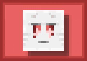 blood tears - bedrock Minecraft Texture Pack
