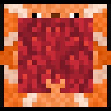 Clownfish hotbar selector Minecraft Texture Pack