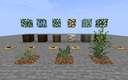 wackywow's plant tweaks Minecraft Texture Pack