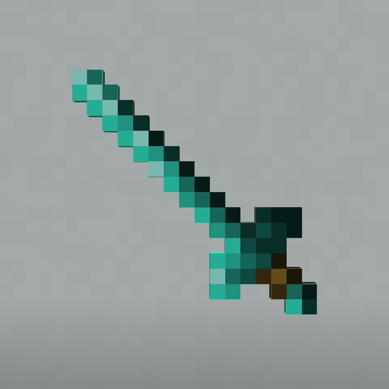 Diamond Rapier