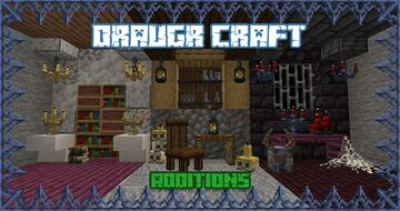 Draugr Craft: Additions - V1.0 (CIT Resource Pack) Minecraft Texture Pack