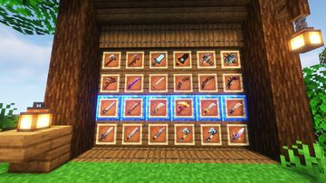 Mo' Weapons (Updated!!!) Minecraft Texture Pack