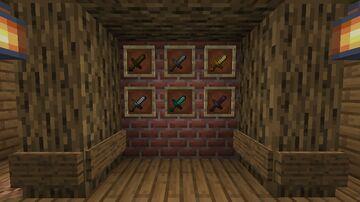 Short Swords 1.16+ Minecraft Texture Pack