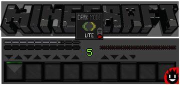 DARKMODELITE [WIN10] ⬛ Minecraft Texture Pack