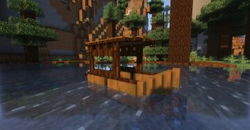 Medieval style boats (Better Boats) Minecraft Texture Pack