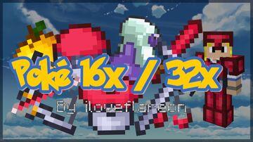Poké [16x/32x] Java 1.8.9 Minecraft Texture Pack