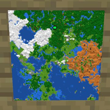 Identifiable Maps 1.17 Minecraft Texture Pack