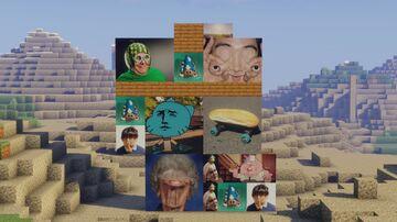 cursed Minecraft Texture Pack