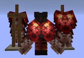 ladybug elytra Minecraft Texture Pack