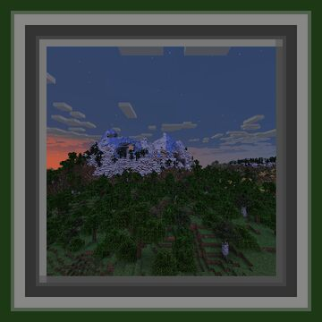 21w41a Panorama Minecraft Texture Pack