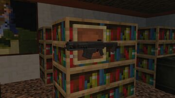guns resource pack Minecraft Texture Pack