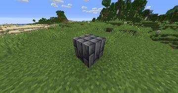Polished Basalt Bricks Minecraft Texture Pack