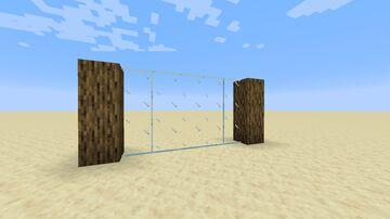 Optifix Panes Minecraft Texture Pack