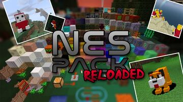Linksu's NES Pack //Reloaded// [preview] Minecraft Texture Pack