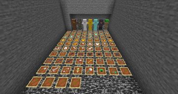 My clean tools Minecraft Texture Pack