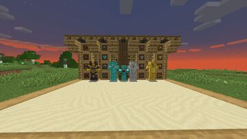 Project Avalanche PVP 1.16 16X Minecraft Texture Pack