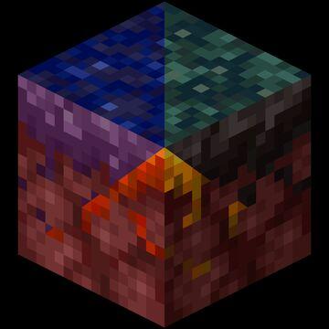 Warped Forest Variants Minecraft Texture Pack