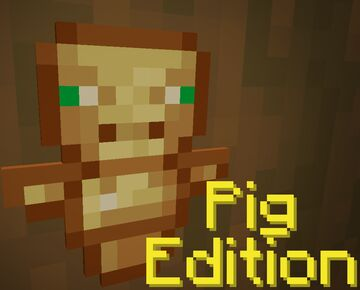 Totem of Undying (Pig Edition) Minecraft Texture Pack
