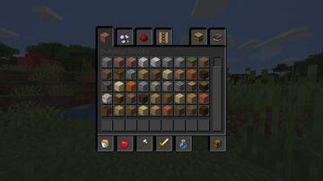 Dark Mode Inventory Minecraft Texture Pack