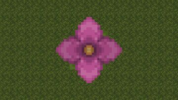 Smaller Spore Blossom Minecraft Texture Pack