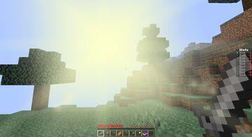 Being up north! Minecraft Texture Pack