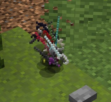 Custom items 1.16+ (only optifine) Minecraft Texture Pack