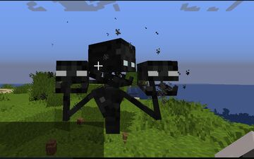 Redesigned Wither ( Requires Optifine !) Minecraft Texture Pack