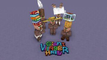 Giant Villager Hat | v0.2 Minecraft Texture Pack