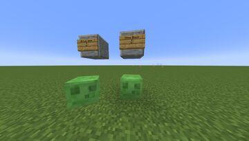 Slime Slime Blocks Minecraft Texture Pack