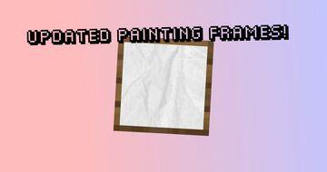 Updated Frames Minecraft Texture Pack