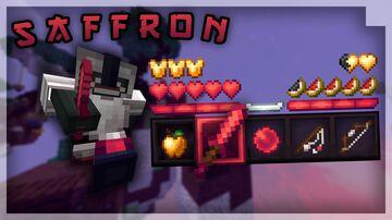 Saffron (BETA) Minecraft Texture Pack