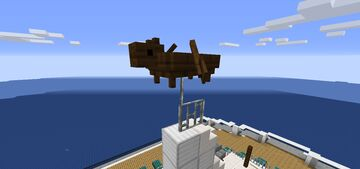 CapyBoat !!  Optifine boat texture pack Minecraft Texture Pack