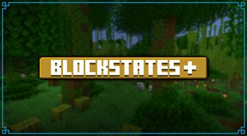 Blockstates + Minecraft Texture Pack