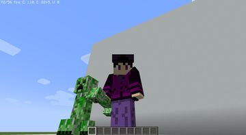Creeper Suit by NAD Minecraft Texture Pack