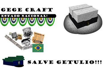 GEGE Craft (getulio dornelles vargas resourcepack) Minecraft Texture Pack