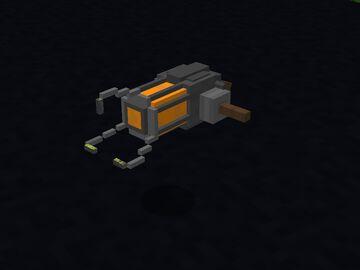 GravityBow 1.5 [Half Life] Minecraft Texture Pack