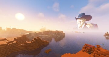 Sky Cowboy Minecraft Texture Pack