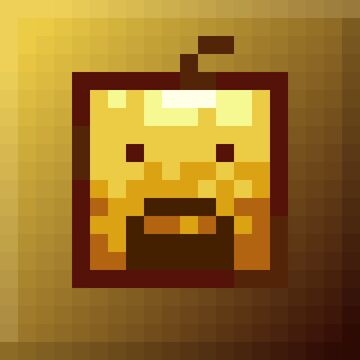 Notched Apple Minecraft Texture Pack