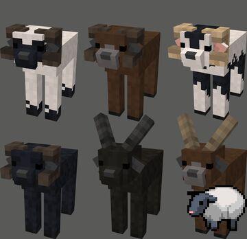 MrLM's - Sheeps 🐑 Minecraft Texture Pack