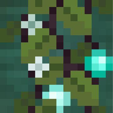 Flowering Azure Berries [Glow Berries] Minecraft Texture Pack