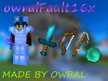owralFault 16x Minecraft Texture Pack
