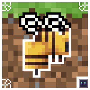Queen Bee (Optifine) Minecraft Texture Pack