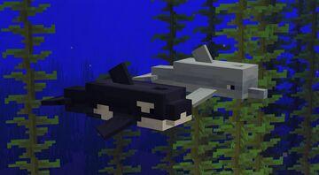 Dolphin+ Minecraft Texture Pack
